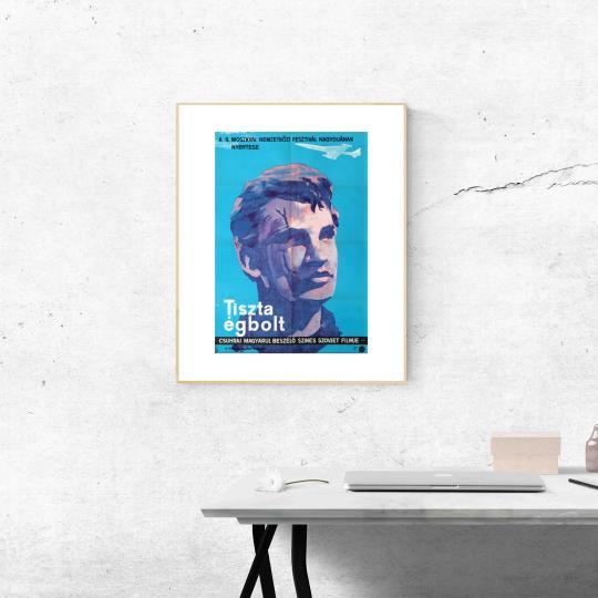 Tiszta égbolt  filmplakát