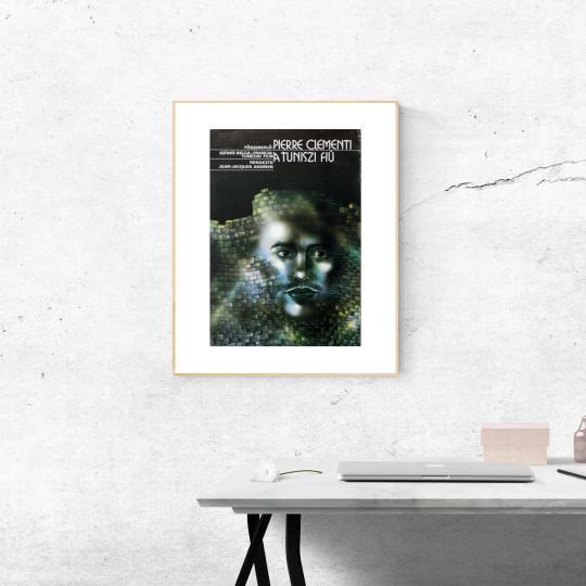 A tuniszi fiú filmplakát