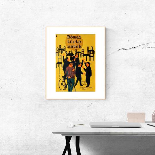 Római történetek filmplakát