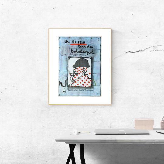 Az Olsen banda boldogul  filmplakát