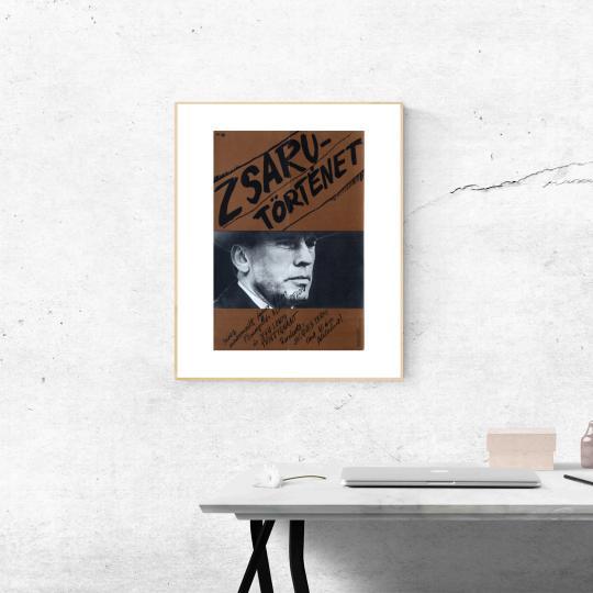 Zsaru történet filmplakát