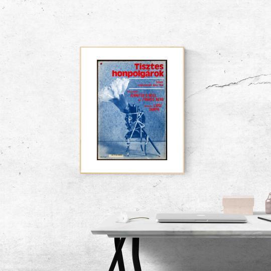 Tisztes honpolgárok filmplakát