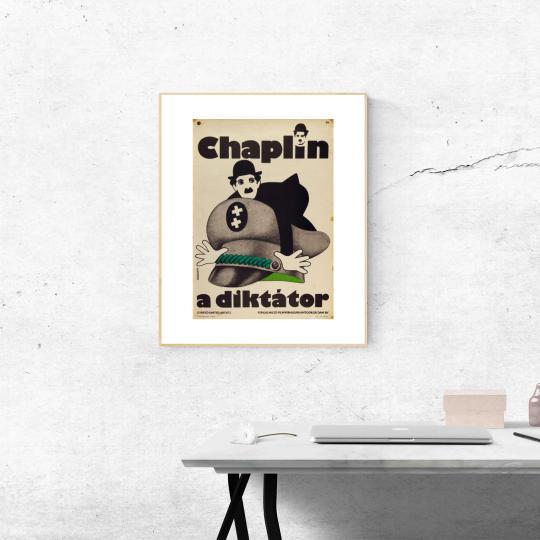 A diktátor  filmplakát