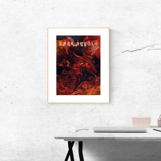 Sárkányölő filmplakát