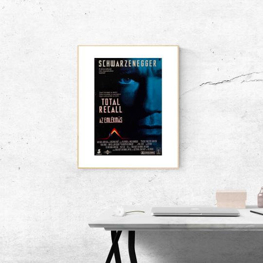 Total Recall /Emlékmás/ filmplakát