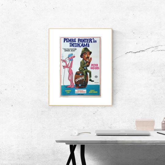 A Rózsaszín Párduc újra lecsap filmplakát