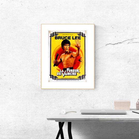 Tomboló ököl filmplakát