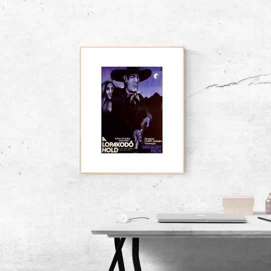 A lopakodó hold filmplakát