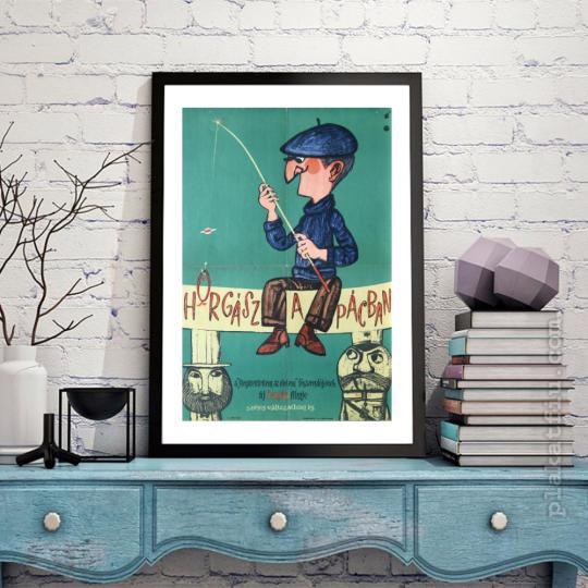 Horgász a pácban  filmplakát