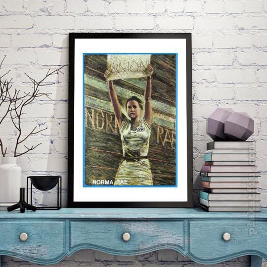 Norma Rae filmplakát