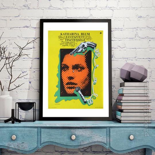 Katharina Blum elveszett tisztessége filmplakát