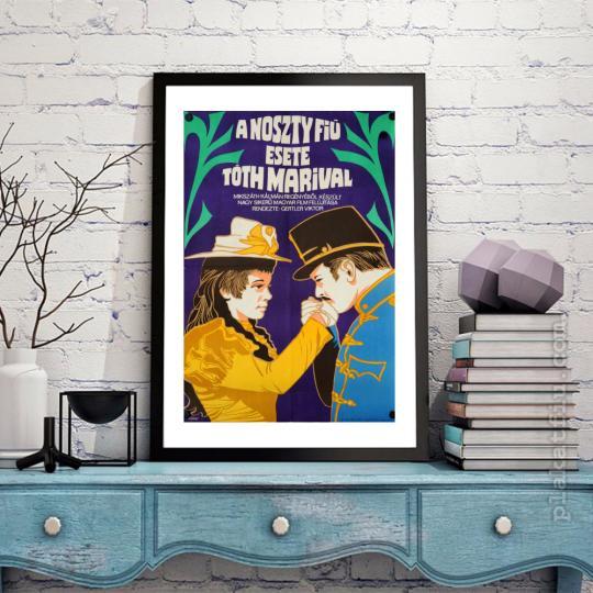 A Noszti fiú esete Tóth Marival filmplakát