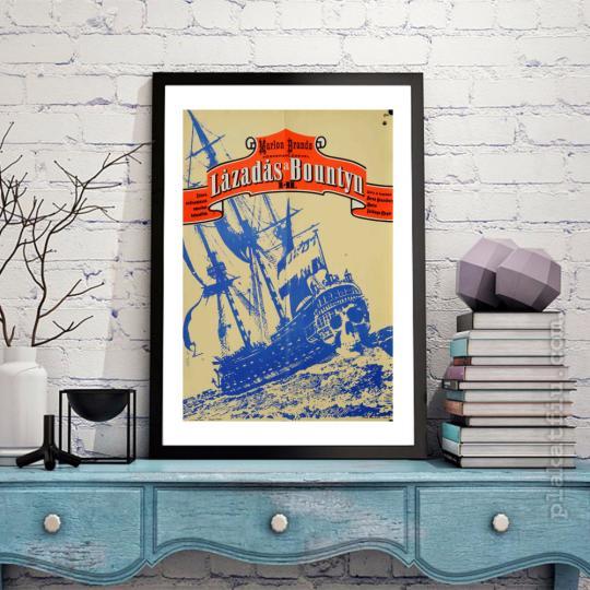 Lázadás a Bountyn filmplakát