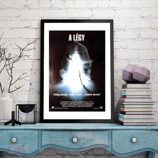 A légy filmplakát