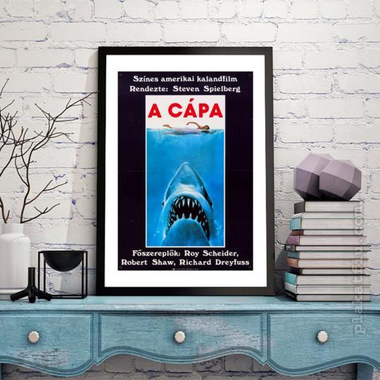 A Cápa filmplakát