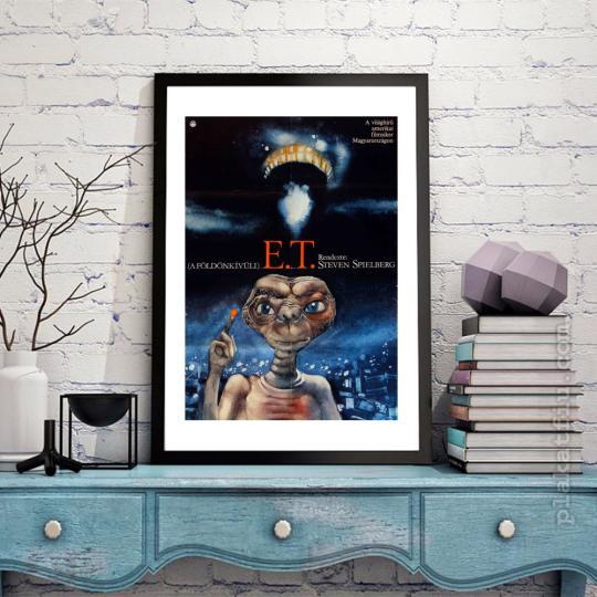E.T. (A földönkívüli) filmplakát