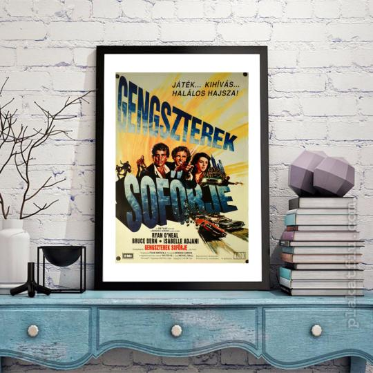 Gengszeterek sofőrje movie poster