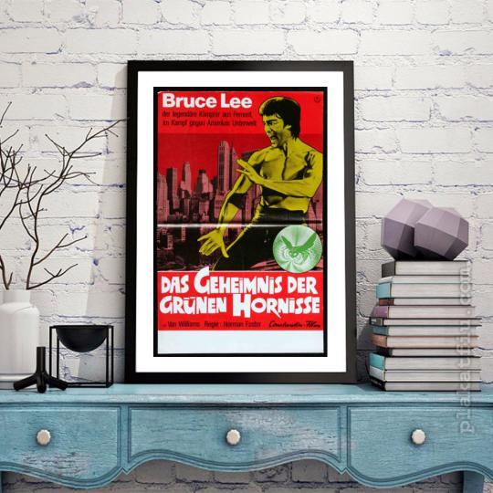 Zöld darázs filmplakát