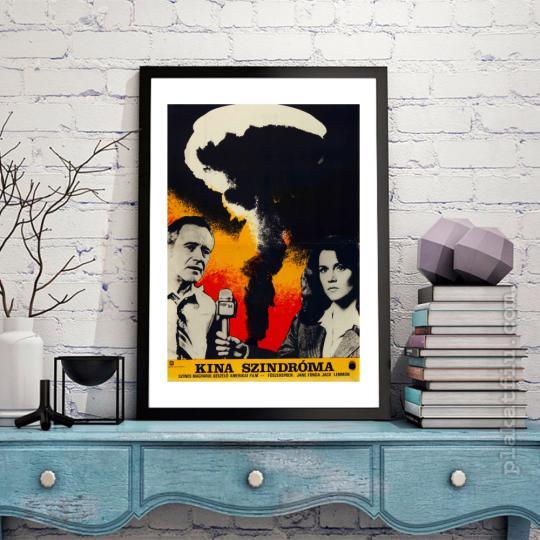 Kína szindróma filmplakát
