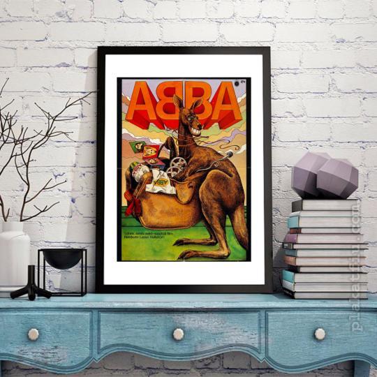ABBA filmplakát