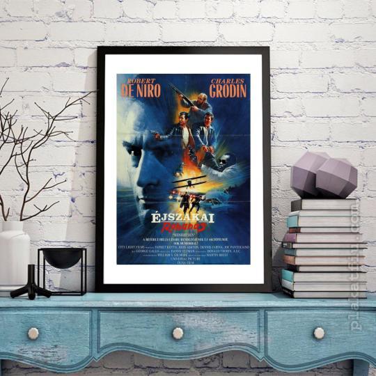 Éjszakai rohanás filmplakát