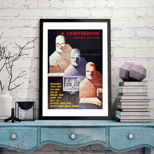 A tanítványok filmplakát