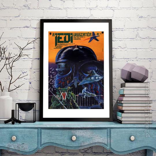 A Jedi visszatér filmplakát