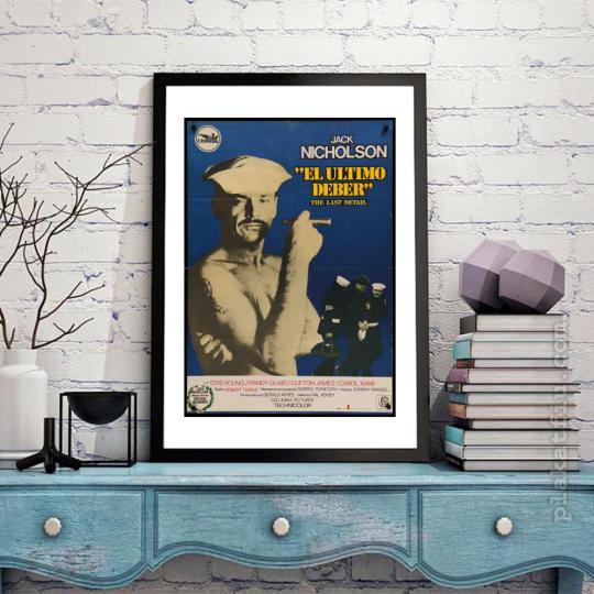 Az utolsó szolgálat movie poster