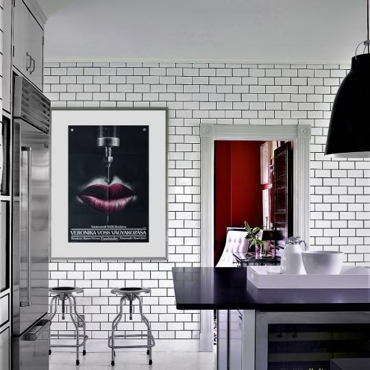 Veronika Voss vágyakozása  filmplakát