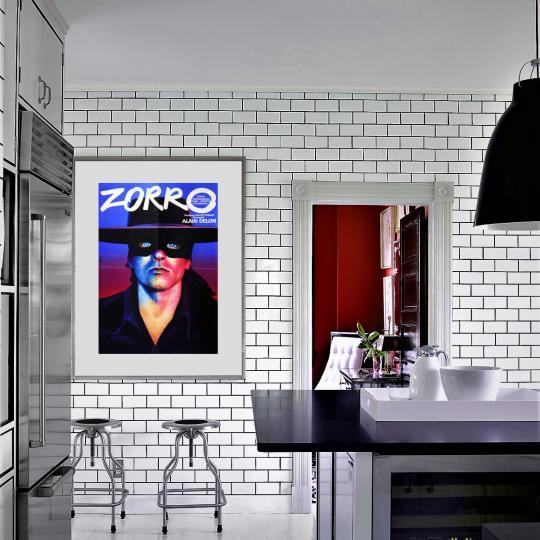 Zorro filmplakát