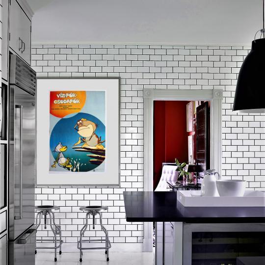 Vízipók-csodapók filmplakát