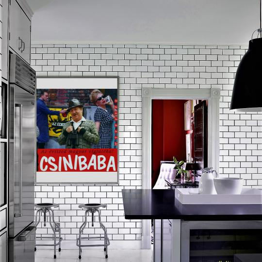 Csinibaba filmplakát