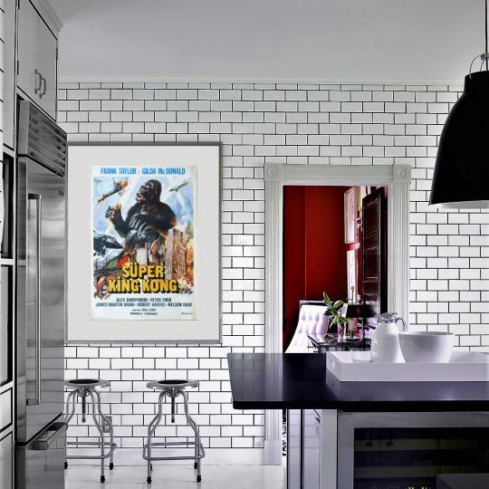 Super Kong filmplakát