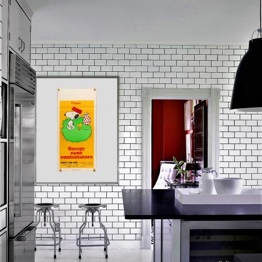 Snoopy gyere haza filmplakát