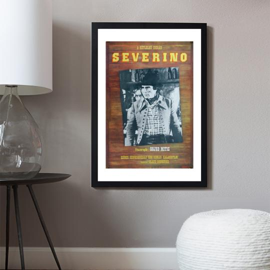 Severino filmplakát