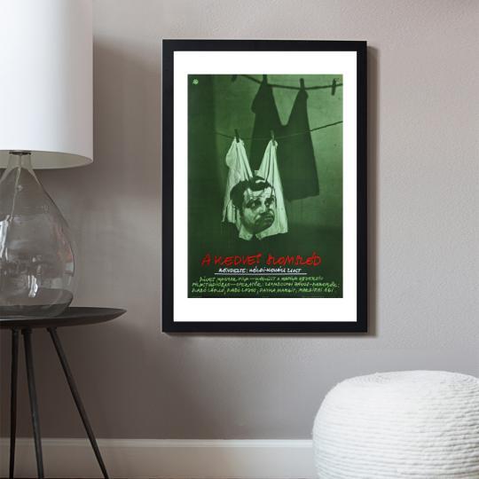 A kedves szomszéd filmplakát