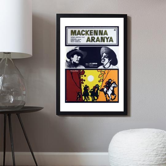 Mackenna aranya filmplakát
