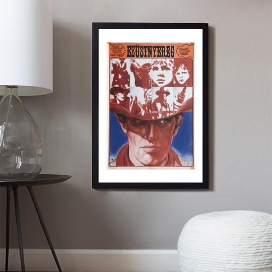 Ezüstnyereg filmplakát