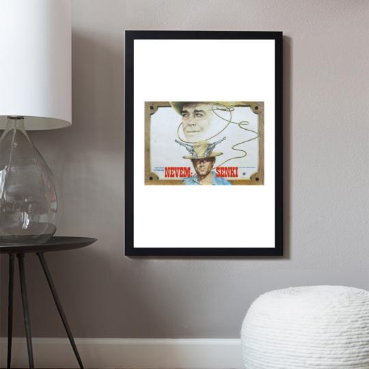 Nevem: Senki  filmplakát