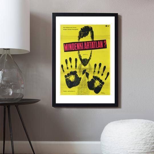 Mindenki ártatlan filmplakát