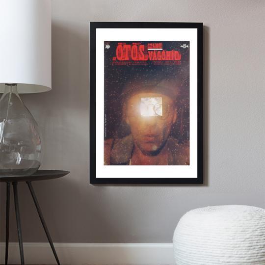 Az ötös számú vágóhíd filmplakát