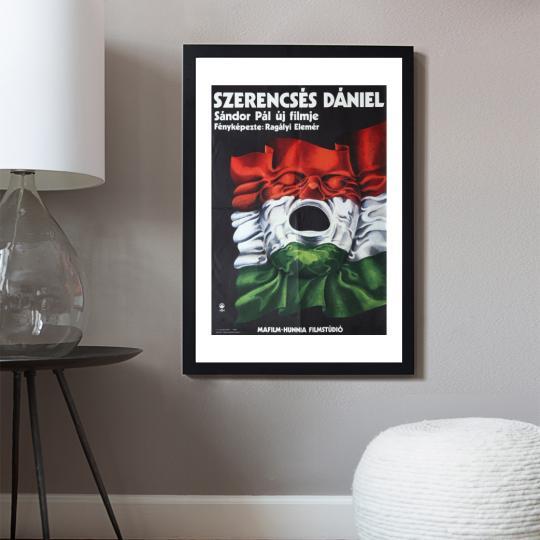 Szerencsés Dániel filmplakát