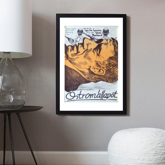 Ostromállapot filmplakát