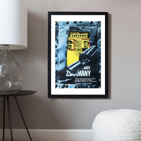 A nagy zsákmány filmplakát