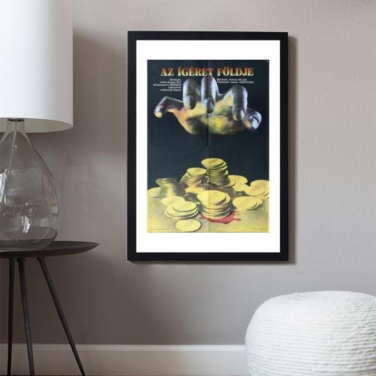 Az ígéret földje  filmplakát
