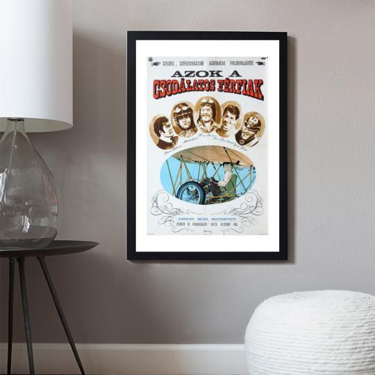 Azok a csodálatos férfiak filmplakát