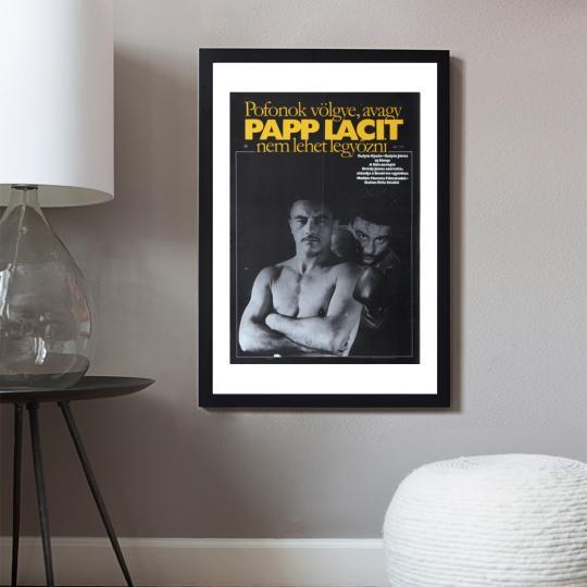 Pofonok Völgye avagy Papp Lacit nem lehet legyőzni  filmplakát