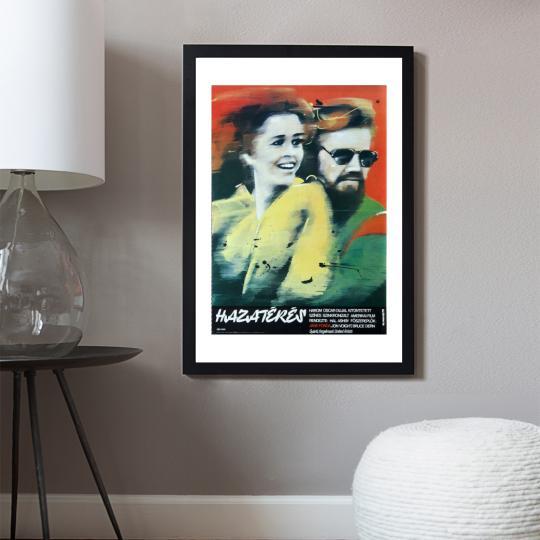 Hazatérés  filmplakát