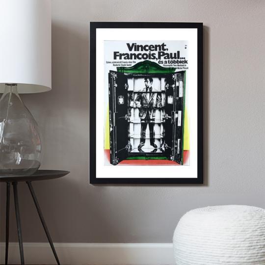 Vincent, François, Paul és a többiek filmplakát