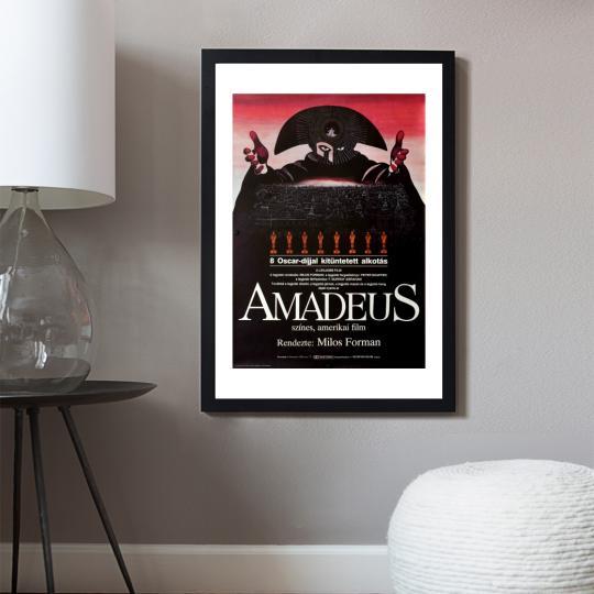 Amadeus filmplakát